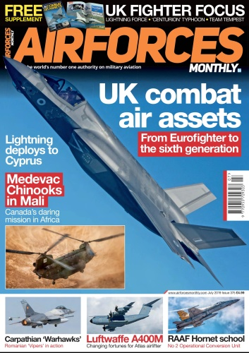 Airforces Monthly - July (2019)