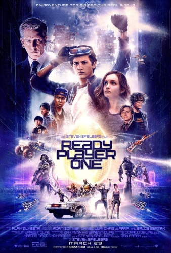 Ready Player One 2018 BDRip 2160p UHD HDR Multilang DTS DD5 1 Gerald
