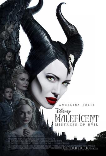 Maleficent Mistress of Evil 2019 1080p BluRay H264 AAC-RARBG