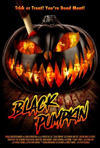 Black Pumpkin 2020 HDRip XviD AC3-EVO