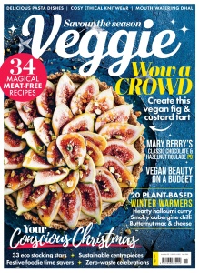 Veggie Magazine - Issue 1! - November (2019)
