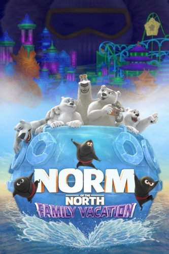 Norm of the North Family Vacation 2020 1080p WEBRip DD5 1 x264-CM