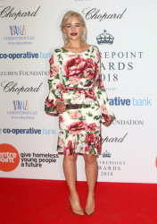 Emilia Clarke - 2018 Centrepoint Awards in London 02/08/2018