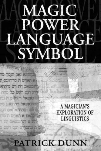 Magic Power Language Symbol   A Magician's Exploration of Linguistics