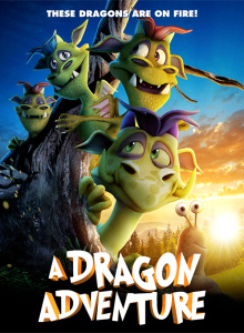 A Dragon Adventure (2019) WEBRip 1080p YIFY