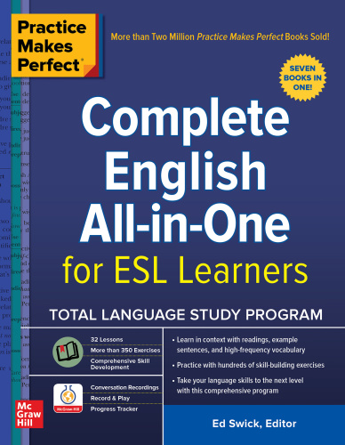 Complete English All-in-One