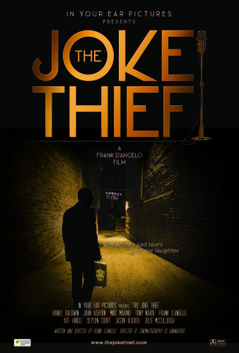 The Joke Thief 2018 WEBRip XviD MP3 XVID