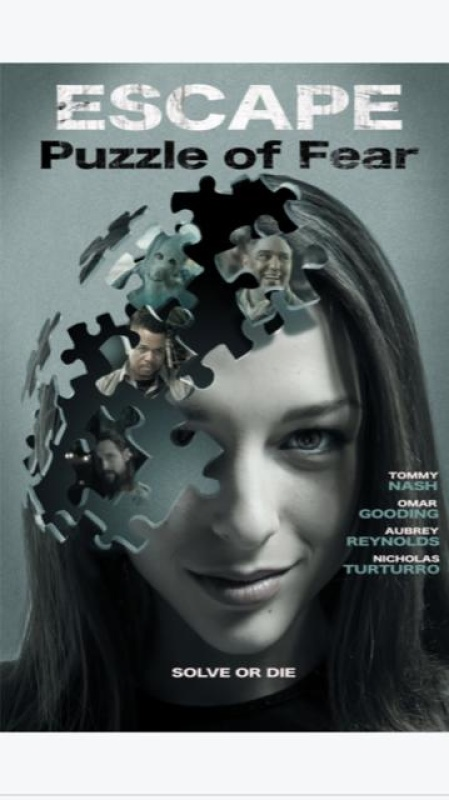 Escape Puzzle of Fear 2020 HDRip XviD AC3-EVO