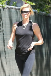 Charlize Theron - Out in Los Angeles 09/14/2018