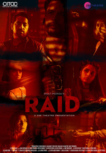 Raid 2019 Hindi Zee5 1080p WEB-DL x264 AAC Esub -DDR