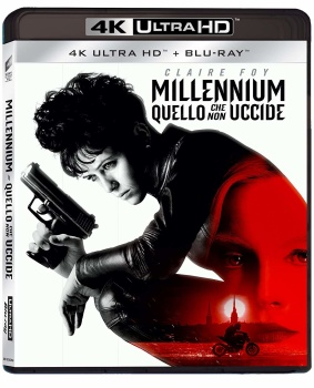 Millennium - Quello che non uccide (2018) Full Blu-Ray 4K 2160p UHD HDR 10Bits HEVC ITA DTS-HD MA 5.1 ENG Atmos/TrueHD 7.1 MULTI