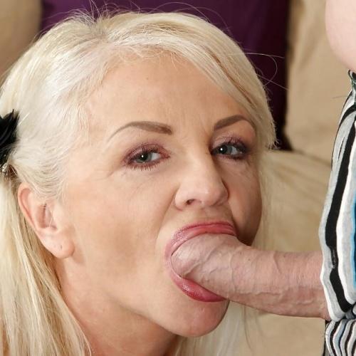 Porn mature hardcore