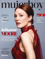 Julianne Moore -          	Mujer Hoy Magazine (Spain) March 31st 2018.