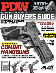 Personal Defense World - Issue 224 - Gun Buyer ' s Guide - December 2019 - January...