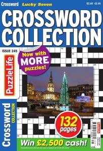 Lucky Seven Crossword Collection  November (2019)