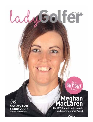 Lady Golfer  March (2020)