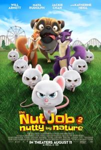 The Nut Job 2 (2017) x264 1080p BluRay {Dual Audio} Hindi DD 2 0 + English 2 0 Exc...