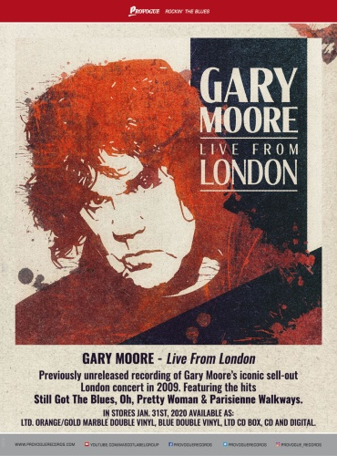 Classic Rock UK - March (2020)