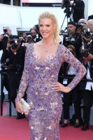 Victoria Silvstedt  -                       ''Ash Is Purest White'' Premiere Cannes May 11th 2018.
