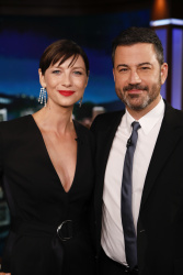 Caitriona Balfe - Jimmy Kimmel Live: October 30th 2018