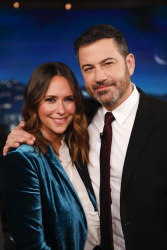 Jennifer Love Hewitt - Jimmy Kimmel Live: September 4th 2018