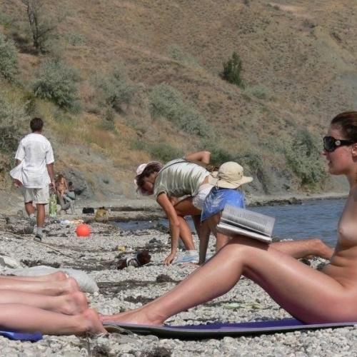 Gay nude beach spy