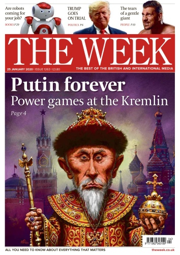 The Week UK Issue 1263 25 January (2020)