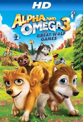 Alpha  Omega 3 The Great Wolf Games 2014 1080p BluRay x264 DTS-CtrlHD