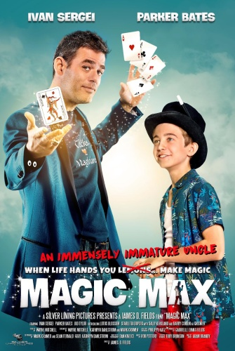 Magic Max 2021 1080p WEB-DL DD5 1 H 264-EVO