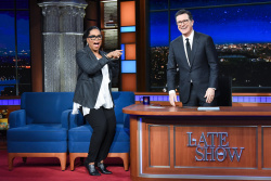 Oprah Winfrey - The Late Show with Stephen Colbert: March 6th 2018