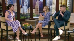 Selena Gomez - Live with Kelly and Ryan 2019-06-11
