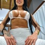 Elisa Sanches anal 7