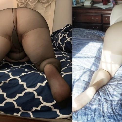 Lesbian anal hentai
