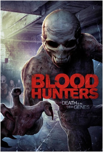 Blood Hunters 2016 x264 720p HD Dual Audio English Hindi GOPISAHI