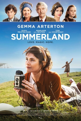 Summerland 2020 HDRip XviD AC3-EVO