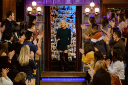 Jane Krakowski - The Late Late Show with James Corden: December 12th 2017