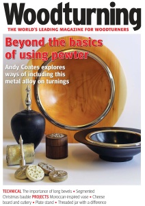 Woodturning - Issue !8 - December (2019)