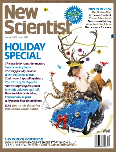 New Scientist - 21 12 (2019)