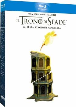 Il Trono di Spade - Stagione 6 (2016) [4 Blu-Ray] Full Blu-Ray 165Gb AVC ITA DD 5.1 ENG TrueHD 7.1 MULTI
