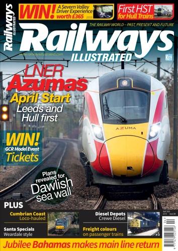 Railways Illustrated - April (2019)
