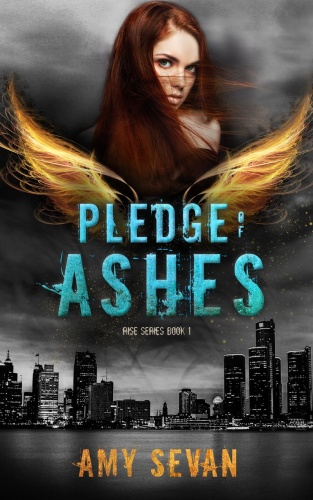 Pledge of Ashes   Amy Sevan    Book