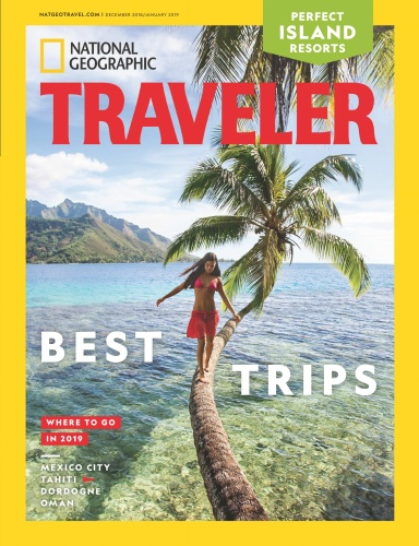 National Geographic Traveler USA 12 01 2019