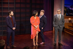 Regina Hall - The Late Late Show with James Corden: January 29th 2019
