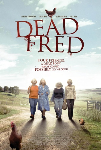 Dead Fred 2019 720p WEBRip X264 AC3-EVO
