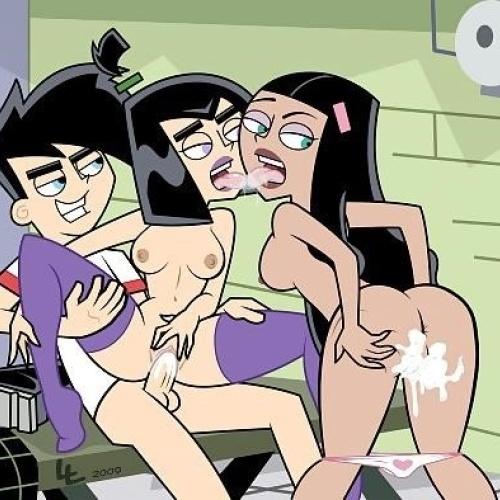 Danny phantom porn pictures