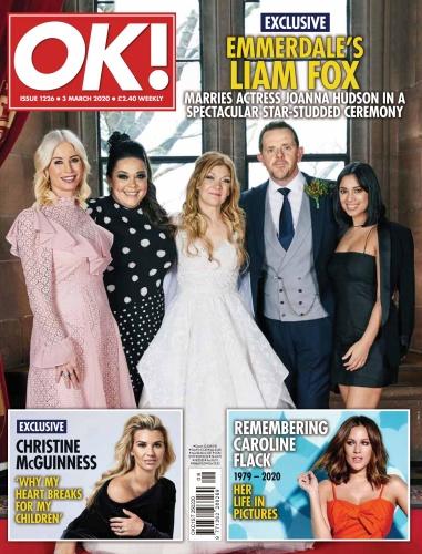 OK ! Magazine UK  02 March (2020)