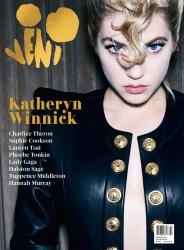 Katheryn Winnick -           Veni Magazine July 2019.