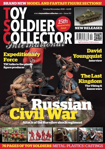 Toy Soldier Collector International - Issue 90 - October-November (2019)