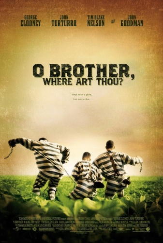O Brother, where art thou 2000 720p NF WEB-DL AAC2 0 x264-BHD