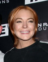 Lindsay Lohan -              Super Trade Nightclub New York City January 14th 2018.